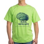 Skank Repel Green T-Shirt