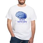 Skank Repel White T-Shirt