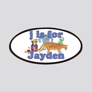 J is for Jayden Patches
