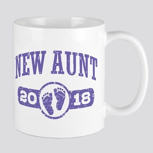 New Aunt 2018 11 oz Ceramic Mug