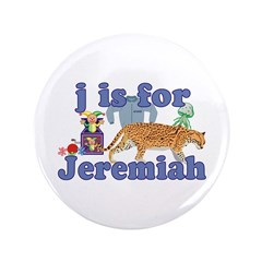J is for Jeremiah 3.5