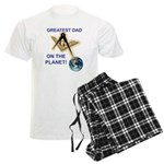 Gifts for the Members Men's Light Pajamas