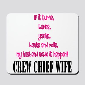 CC Wife Home/Office Mousepad