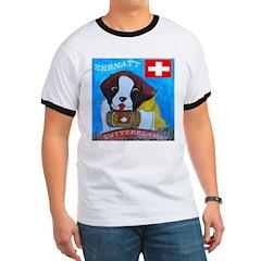 St Bernard Switzerland T