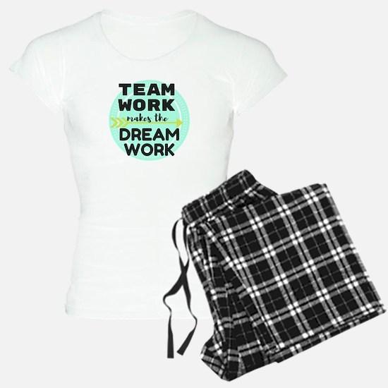 Team Work 1 Pajamas