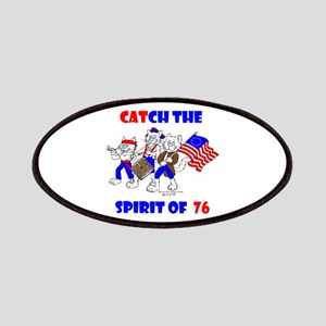 CAT-CH THE SPIRIT OF 76™ Patches