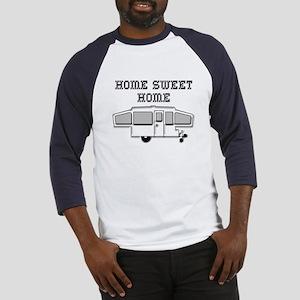 Home Sweet Home Pop Up Baseball Jersey
