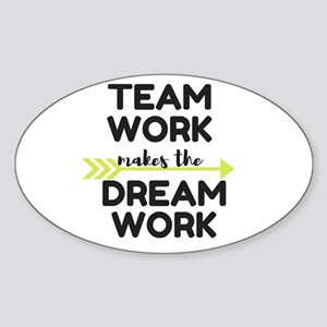 Team Work 2 Sticker