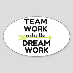 Team Work 2 Sticker