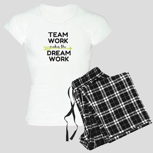 Team Work 2 Pajamas
