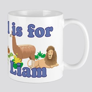L is for Liam Mug
