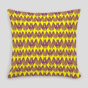 Bats Pattern Everyday Pillow