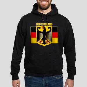 Deutschland 1 Hoodie (dark)