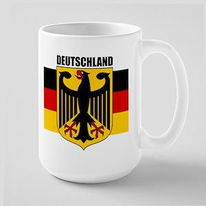 Deutschland 1 Large Mug
