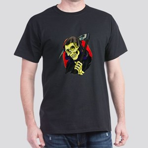 Death Grim Reaper Tattoo Dark T-Shirt
