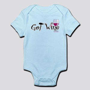 Got Wine Infant Bodysuit