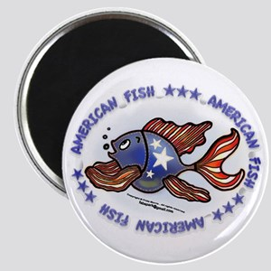 American Fish, Red White and Magnet