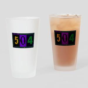 NOLA 504 Drinking Glass