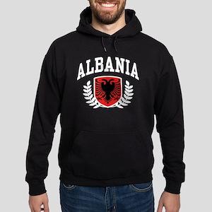 Albania Hoodie (dark)
