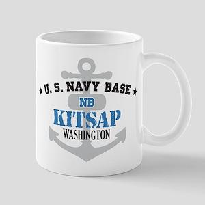 US Navy Kitsap Base Mug