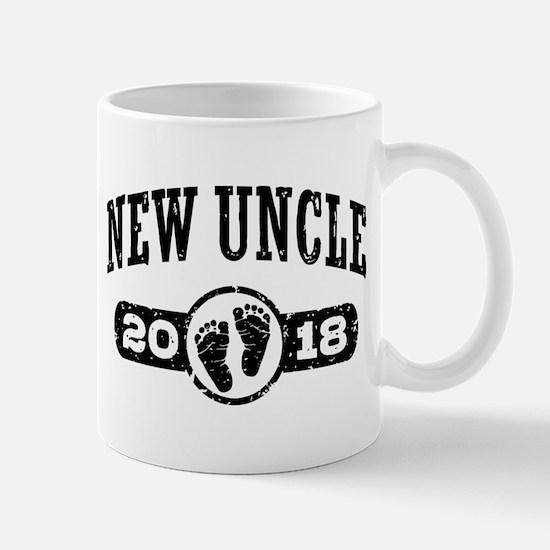 New Uncle 2018 Mug