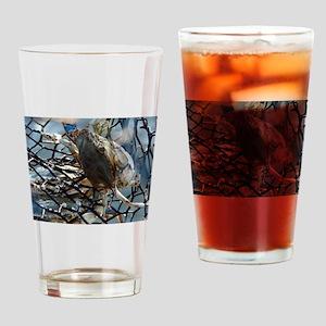 Gumbo Crab Drinking Glass