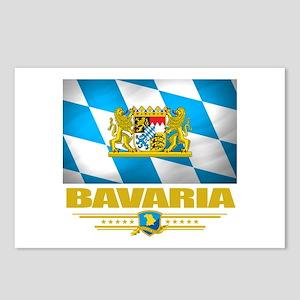Bavaria Pride Postcards (Package of 8)