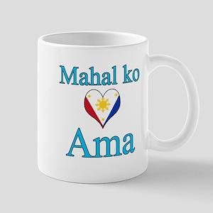 I Love Dad (Filipino) Mug