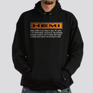 HEMI definition Hoodie (dark)