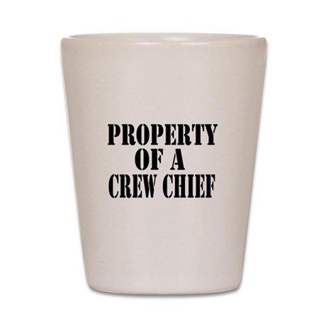Property of a CC Home/Office Shot Glass