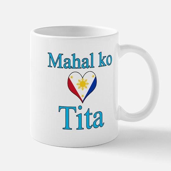 I Love Aunt (Filipino) Mug