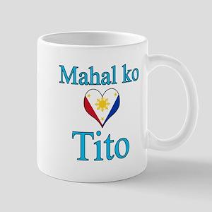 I Love Uncle (Filipino) Mug