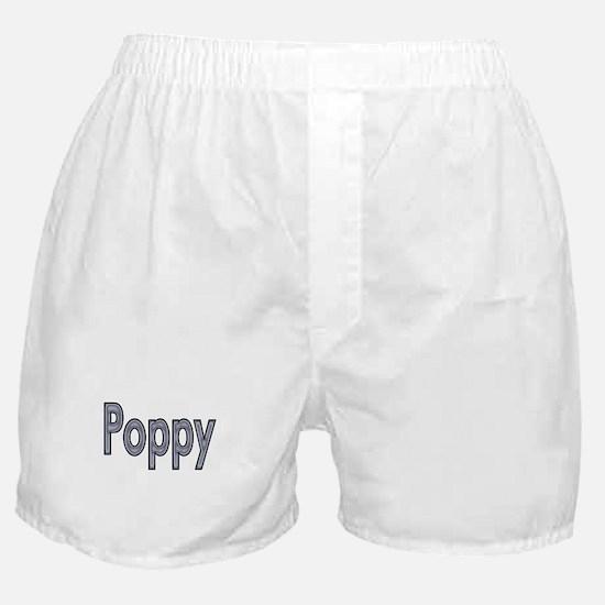 POPPY metal Boxer Shorts