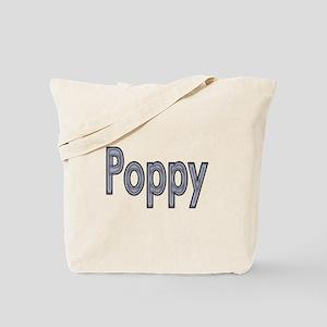 POPPY metal Tote Bag