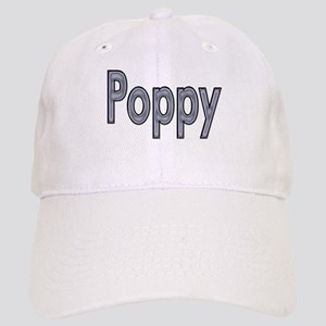 POPPY metal Cap