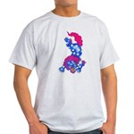 Foo Dog Tattoo Light T-Shirt