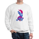Foo Dog Tattoo Sweatshirt