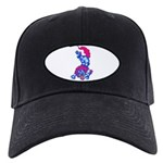 Foo Dog Tattoo Black Cap
