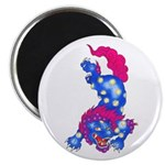 Foo Dog Tattoo Magnet