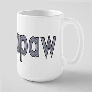 PAPAW metal Large Mug