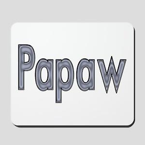 PAPAW metal Mousepad
