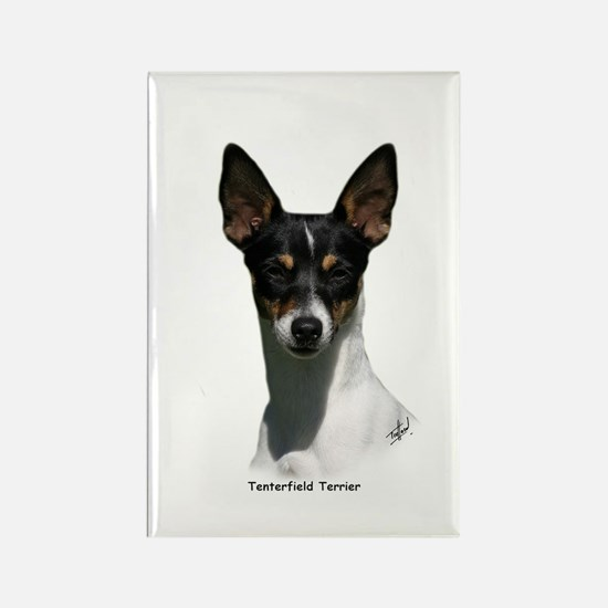 Tenterfield Terrier 9Y394D-072 Rectangle Magnet