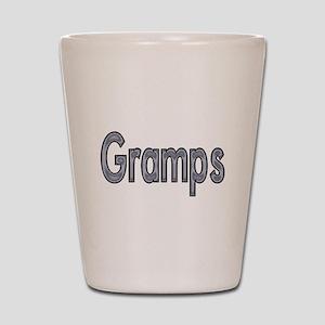 GRAMPS metal Shot Glass