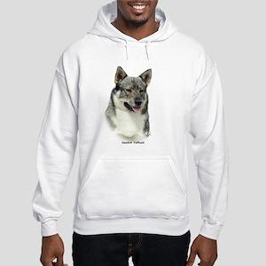 Swedish Vallhund 9K1D-14 Hooded Sweatshirt