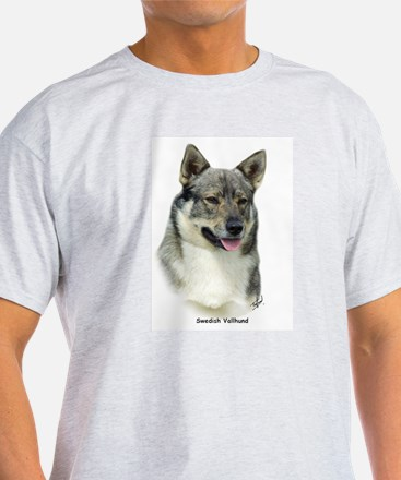 Swedish Vallhund 9K1D-14 T-Shirt