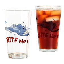 Piranha - Bite Me - Drinking Glass