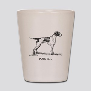 Pointer Shot Glass