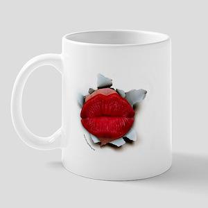 Lips Burster Mug