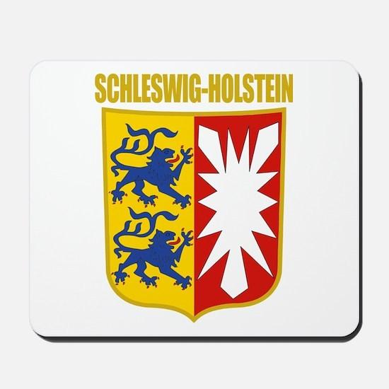 Schleswig-Holstein COA Mousepad