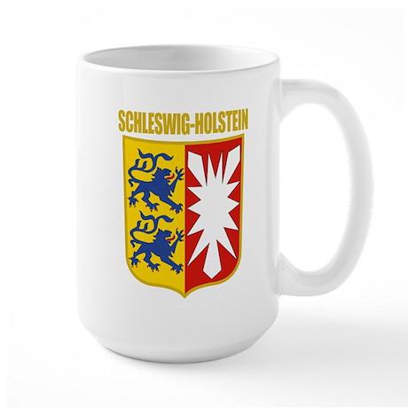 Schleswig-Holstein COA Large Mug